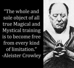 Crowley Quote