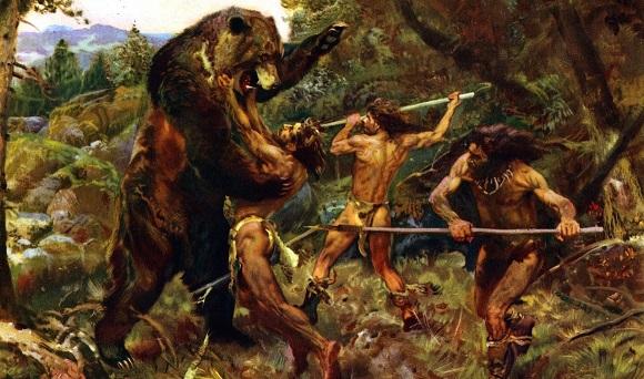 CavemanHunting