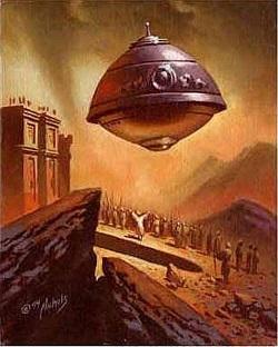 Egypt UFO
