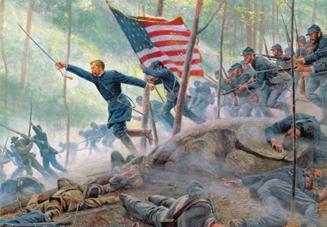 Little_Round_Top_Battle_of_Gettysburg
