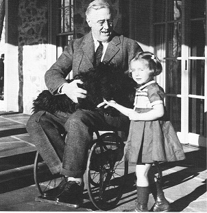 Roosevelt Wheelchair