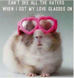 Love Glasses