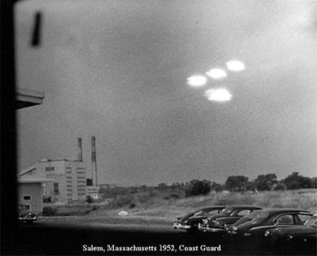 Salem UFOs