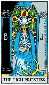 high-priestess